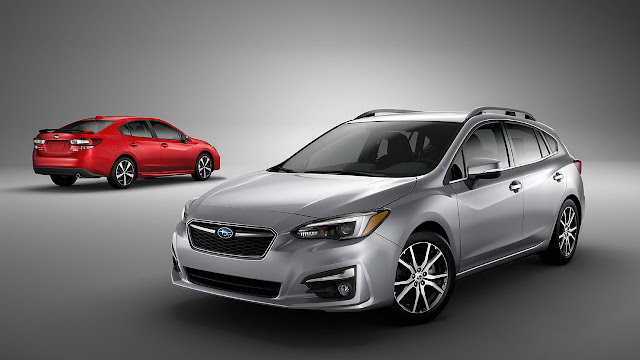 New York, new Impreza – Subaru introduces 2017 impreza with advanced new global platform