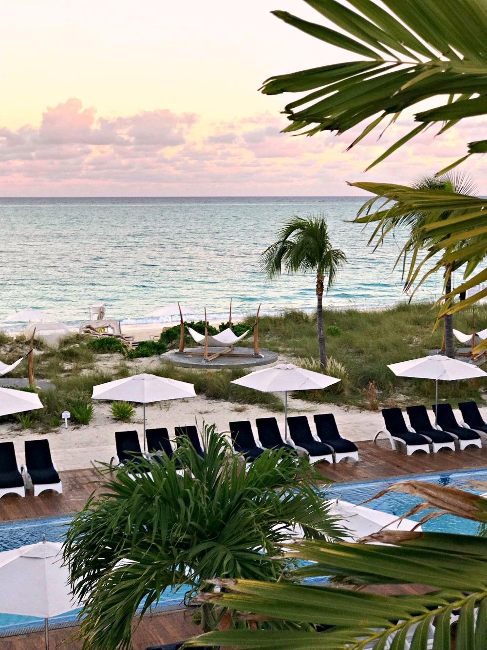 beaches resort location
