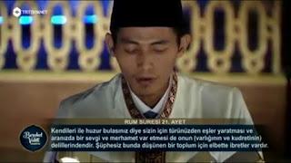 Mp3 Tilawah Qori' H. Zaenal Abidin - Surat Ar Rum Ayat 20