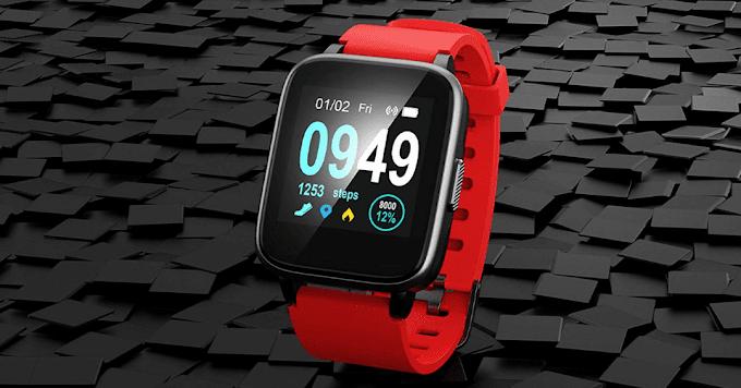 Sorteio de um Relógio Inteligente Smartwatch!