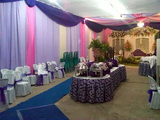 Tenda Wedding