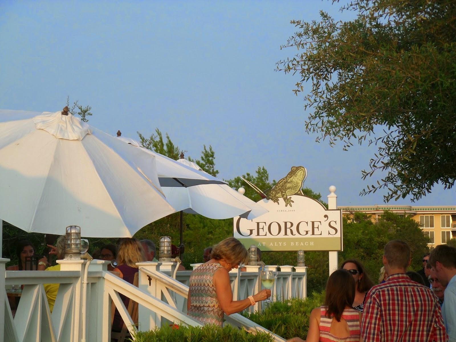 george's alys beach, alys beach florida