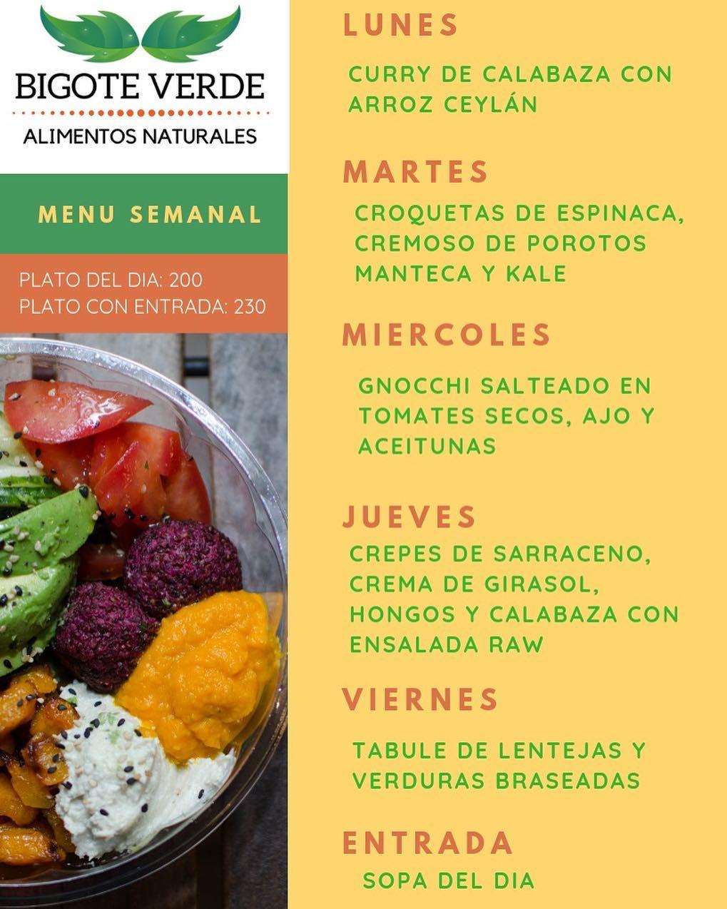Dica comida vegana em Montevideu