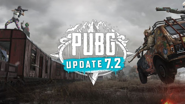 PUBG Update 7.2 Brings Ranked Mode and More to the Battlegrounds