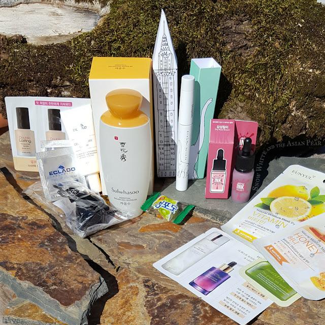 Beautyap haul products