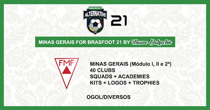 Minas Gerais - Brasfoot 2021