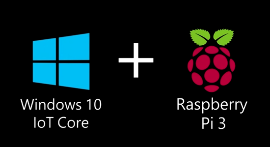 windows 10 iot core raspberry pi 3