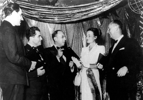 Photo of the Neiman Marcus Awards, 1947