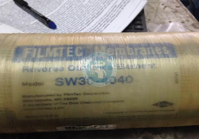 Membrane RO Filmtec SW30-4040