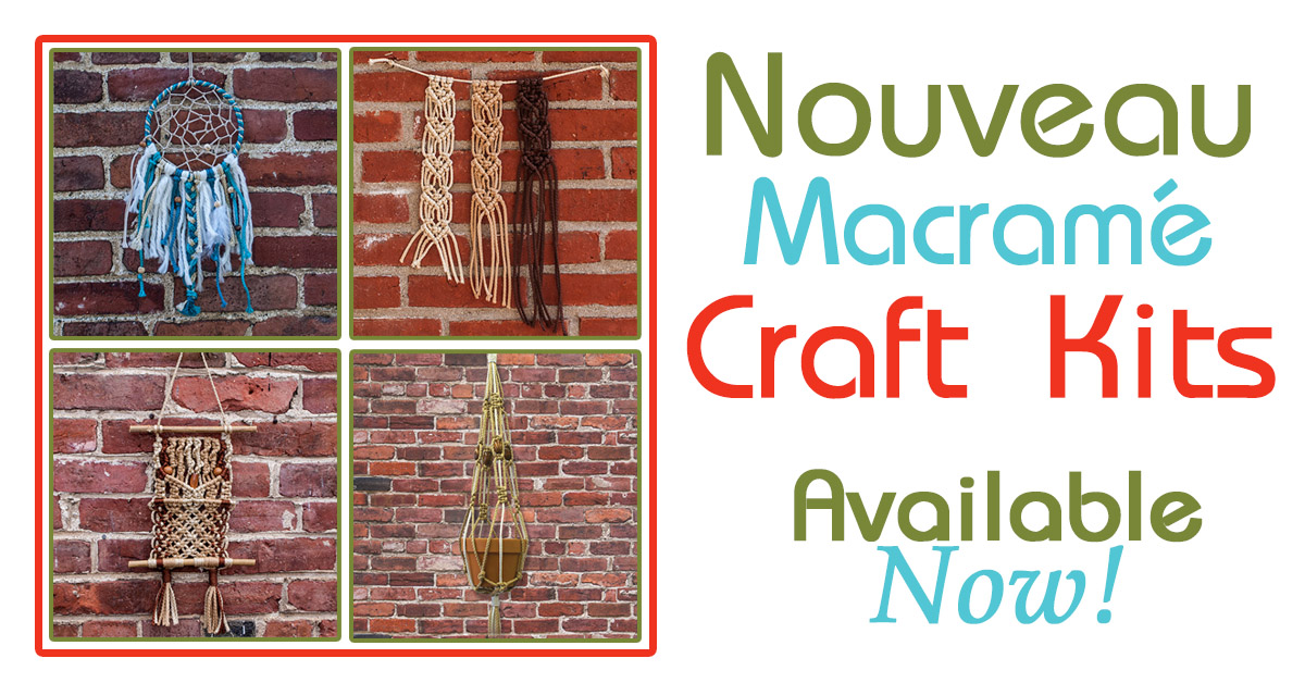 macrame superstore pepperell crafts october 2015 5496