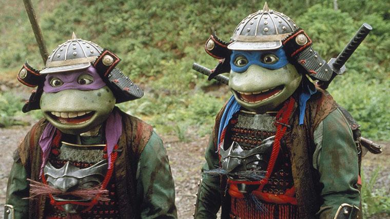 Avanzaría una nueva serie de las Tortugas Ninja