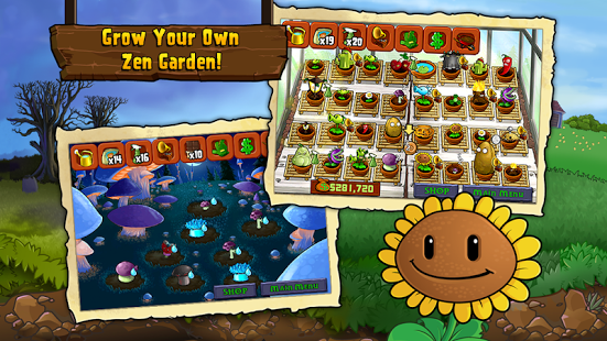 plants vs zombies free android