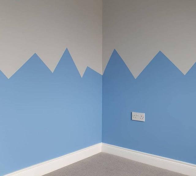 Warna Cat Interior Rumah Minimalis Scandinavian