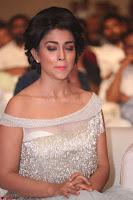 Shriya Saran in Stunning White Off Shoulder Gown at Nakshatram music launch ~  Exclusive (107).JPG