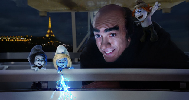 Gargamel Naughties Smurfs 2 animatedfilmreviews.filminspector.com