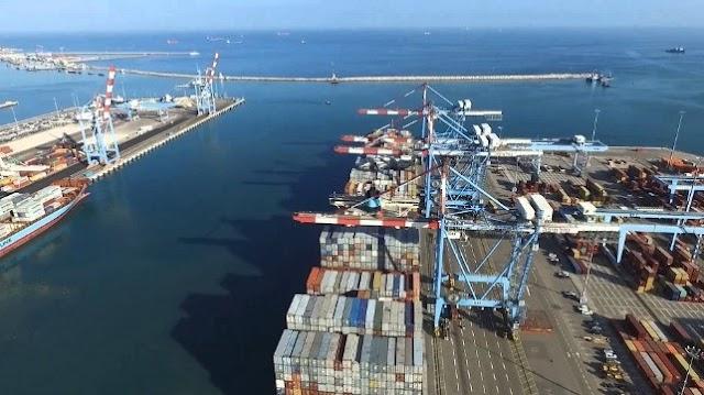 Inaugurato il terminal container cinese ad Haifa