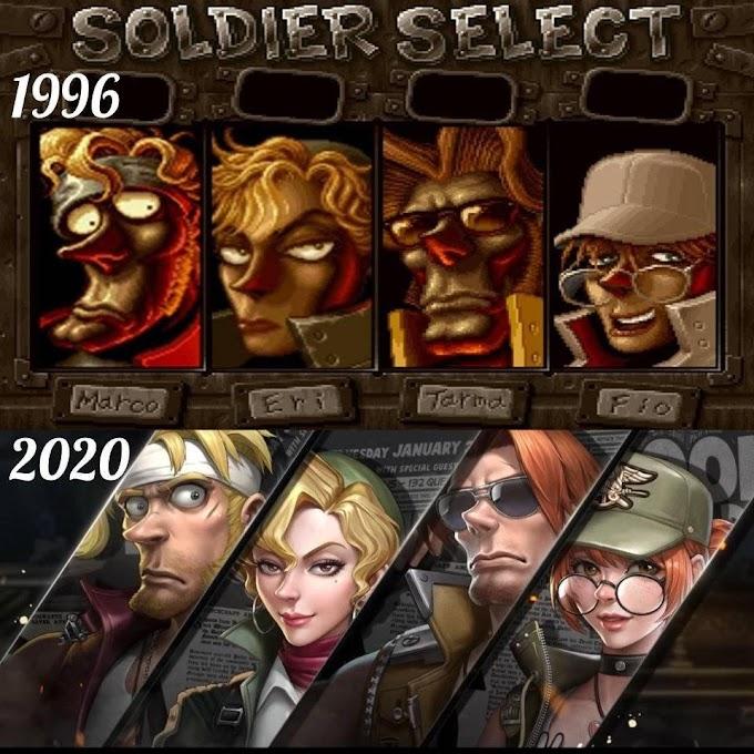 Novo Metal Slug pode ser lançado em 2020