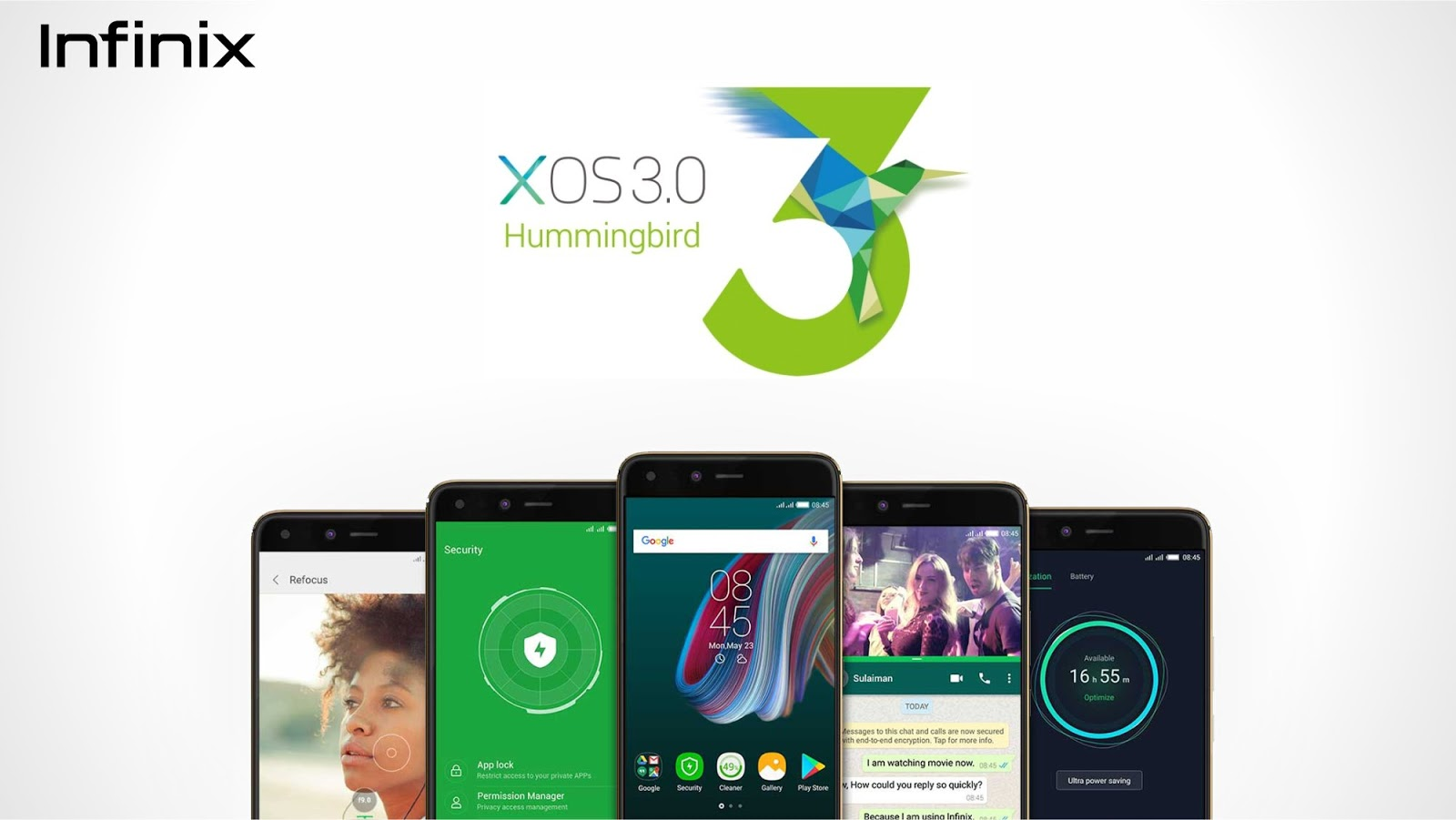 Infinix XOS 3 0 Hummingbird: All you need to know (Review