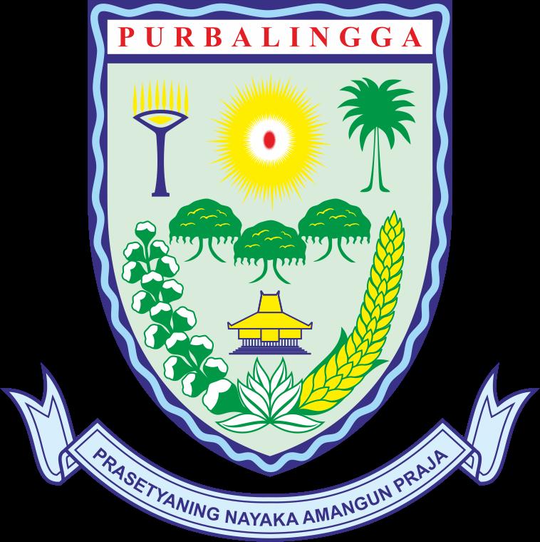Logo Kabupaten Purbalingga Format Cdr Ai Eps Pdf Png Jpg Logodud Format Cdr Png Ai Eps