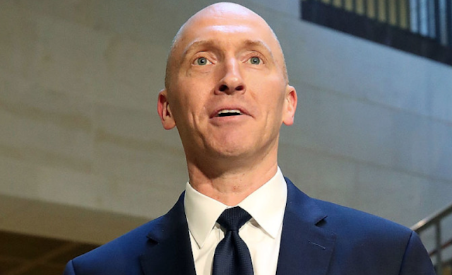 FBI surveillance of Carter Page might have picked up Bannon