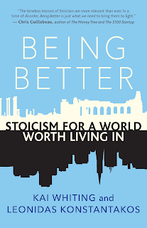 Being Better, book cover image