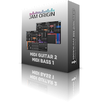 Download Jam Origin - MIDI Guitar 2 & MIDI Bass 1 Full version