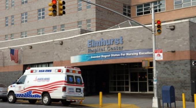 Mueren 13 en 24 horas por coronavirus en hospital de Queens con 545 camas, escasez de médicos, enfermeras y equipos