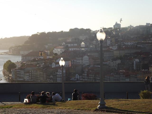 Vista para o Porto