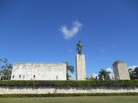 mausoleo di che guevara santa clara