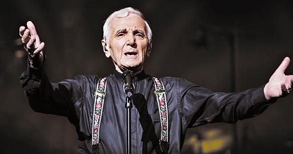 Charles Aznavour: nel mio prossimo disco ci sarà una canzone su quando sarò vecchio