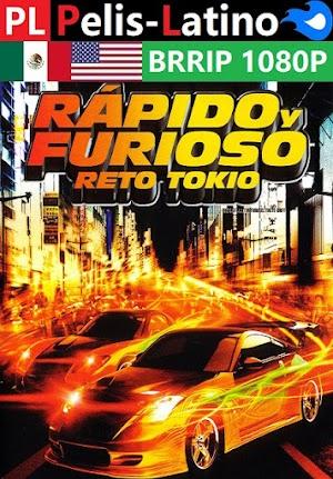 Rápido y furioso Reto Tokio [2006] [BRRIP] [1080P] [Latino] [Inglés] [Mediafire]