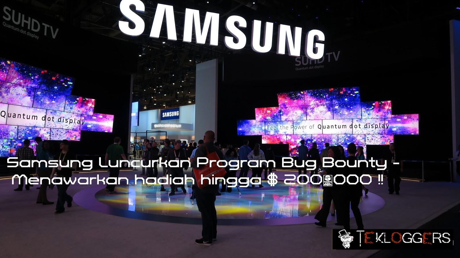 samsung bug bounty