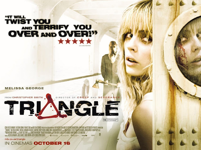 Triangle 2009 movie poster