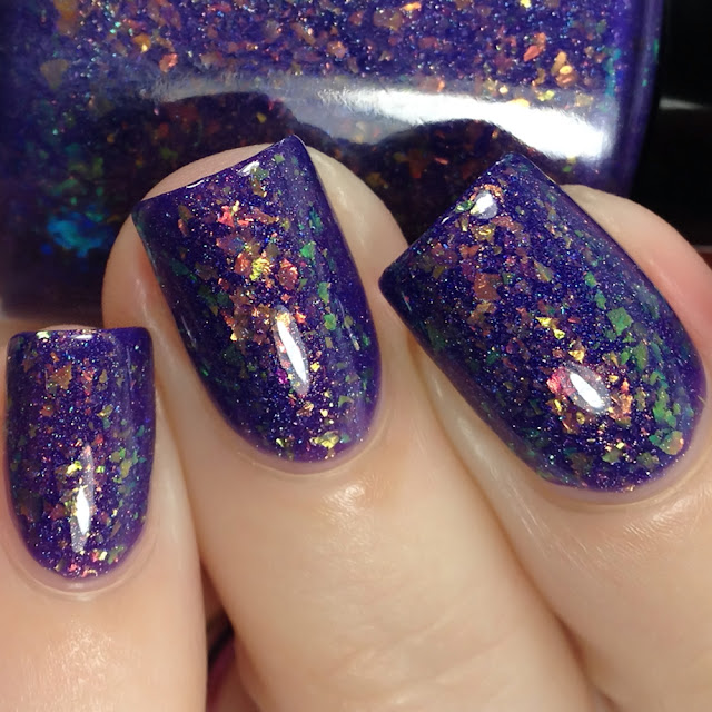 KBShimmer-Coulda Had A Bad Witch