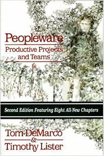 peopleware: productive projects and teams pdf