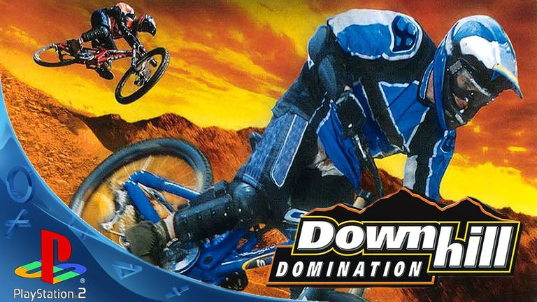 game ps2 terbaik - Downhill Domination
