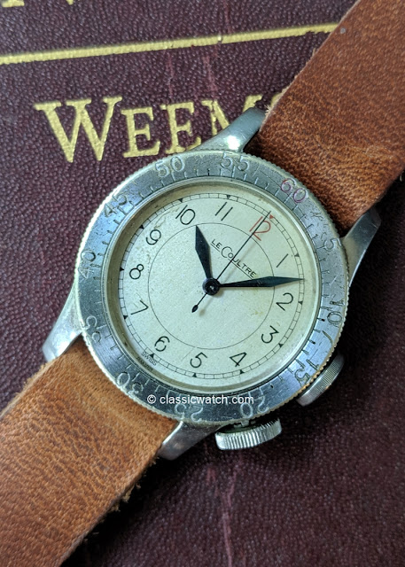 LeCoultre Weems Classicwatch.com