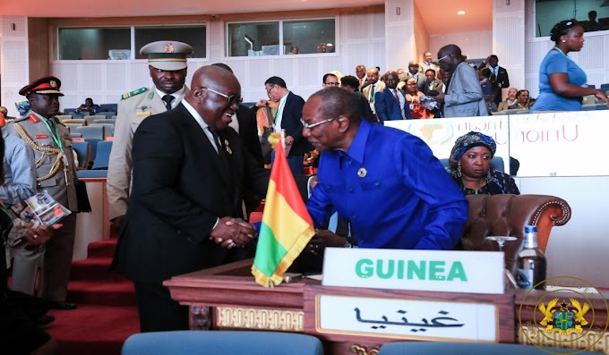 """""""Amidu's Appointment Should End Witch-Hunting Cries"""" – President Akufo-Addo"""