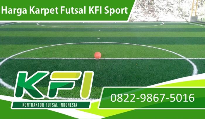 Harga Karpet Futsal KFI Sport