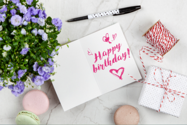 Happy birthday images card