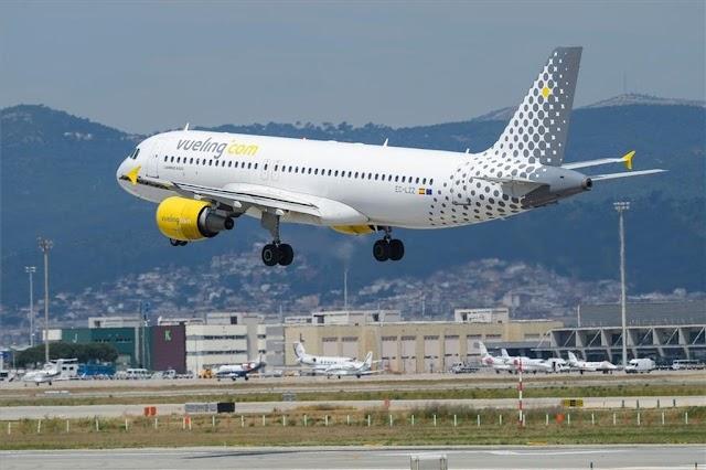 Vueling celebra su 15 aniversario con una promoción que ofrece 15.000 plazas de vuelo a 15 euros