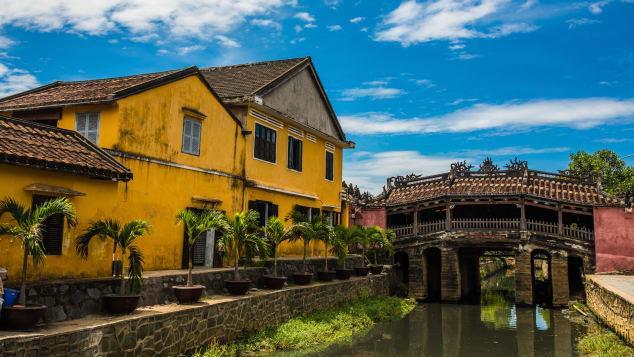 Hoi An Ancient Town is one of the top beautiful cities in Asia