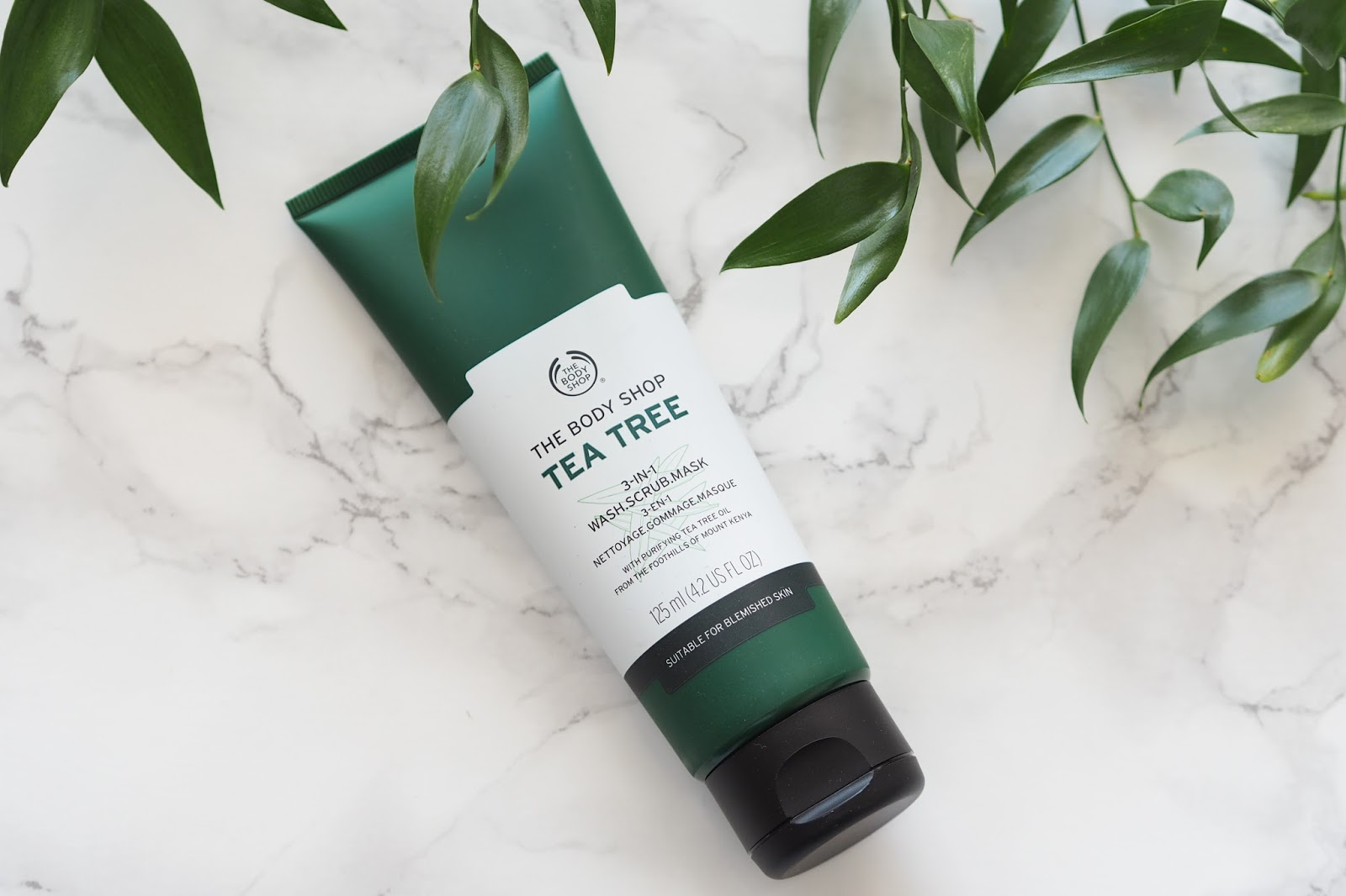 Body Shop Tea Tree Review
