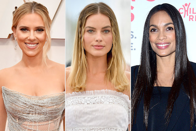 Margot Robbie, Scarlett Johansson, and more actresses unite for epic virtual fight