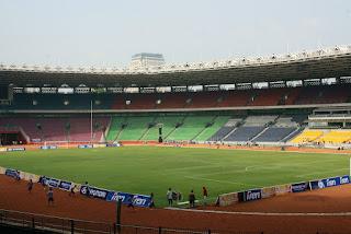 Nama Stadion Terkenal dan Terbaik yang Ada di Indonesia GBK