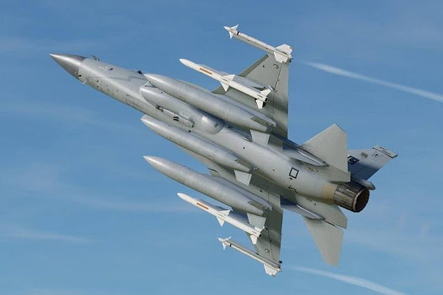 JF17 Thunder Argentina new fighter