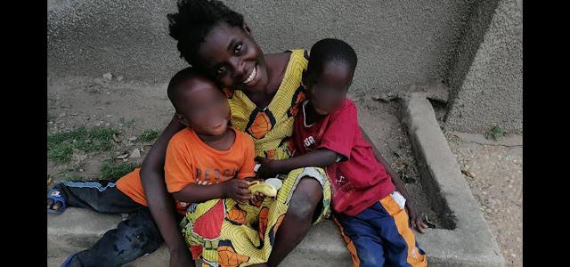 Бездомная скиталась вместе с детьми, пока её не нашли волонтёры, превратив в красавицу с обложки
