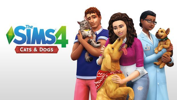 THE SIMS 4 CATS AND DOGS-RELOADED