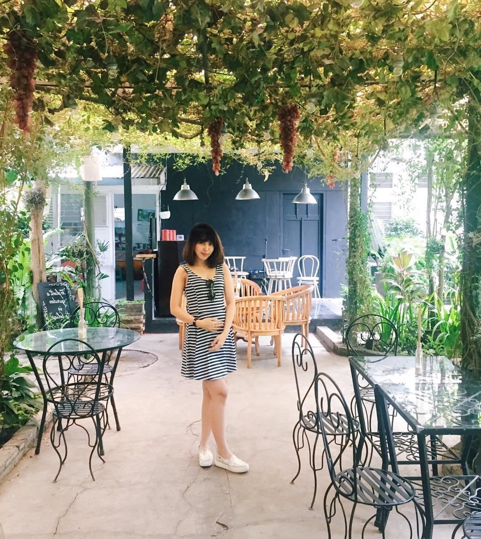 Madam Wang Secreet Garden Cafe Malang