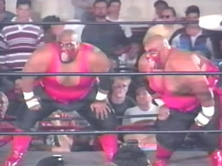 ECW Ultra Clash 1993 - The Headhunters